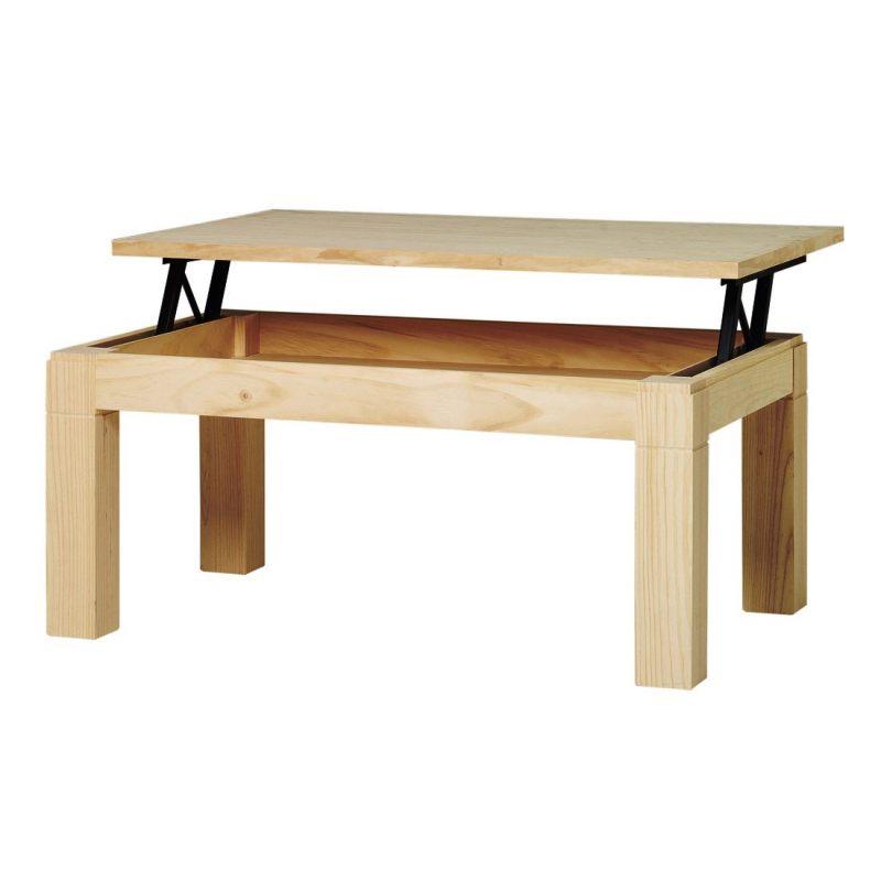 Liftable Modern Center Table - Liftable table