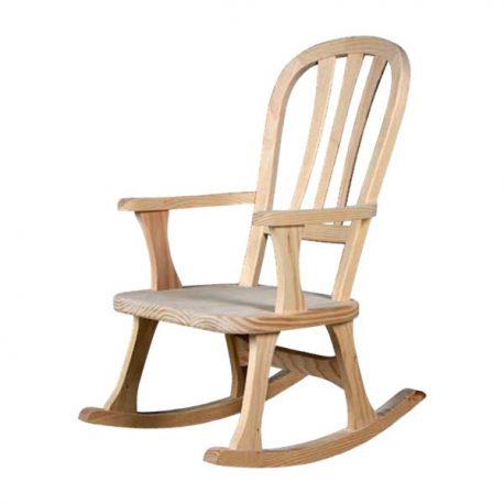 italienische schaukelstuhl sitz holz. Black Bedroom Furniture Sets. Home Design Ideas